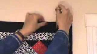 Quilt Hanger (push In).flv
