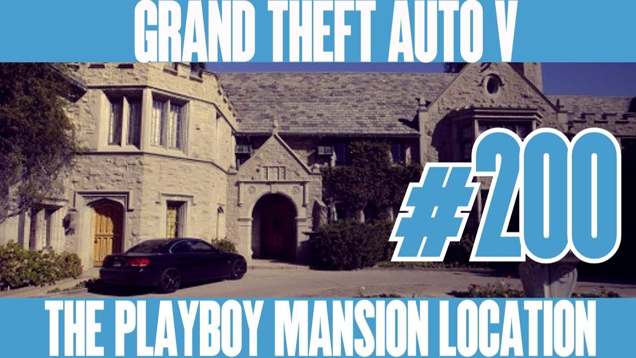 gta 5 next gen the playboy mansion location. Black Bedroom Furniture Sets. Home Design Ideas