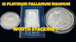 Palladium Bullion