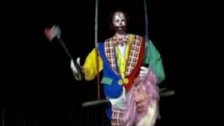Chubbs the Psycho Clown on a Trapeze GCP10114A