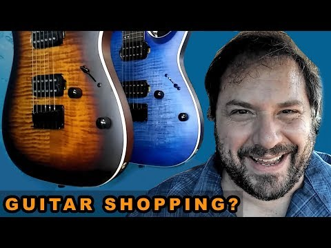 Guitar Store Adventure Vlog!
