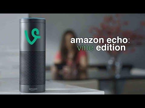 amazon echo: vine edition