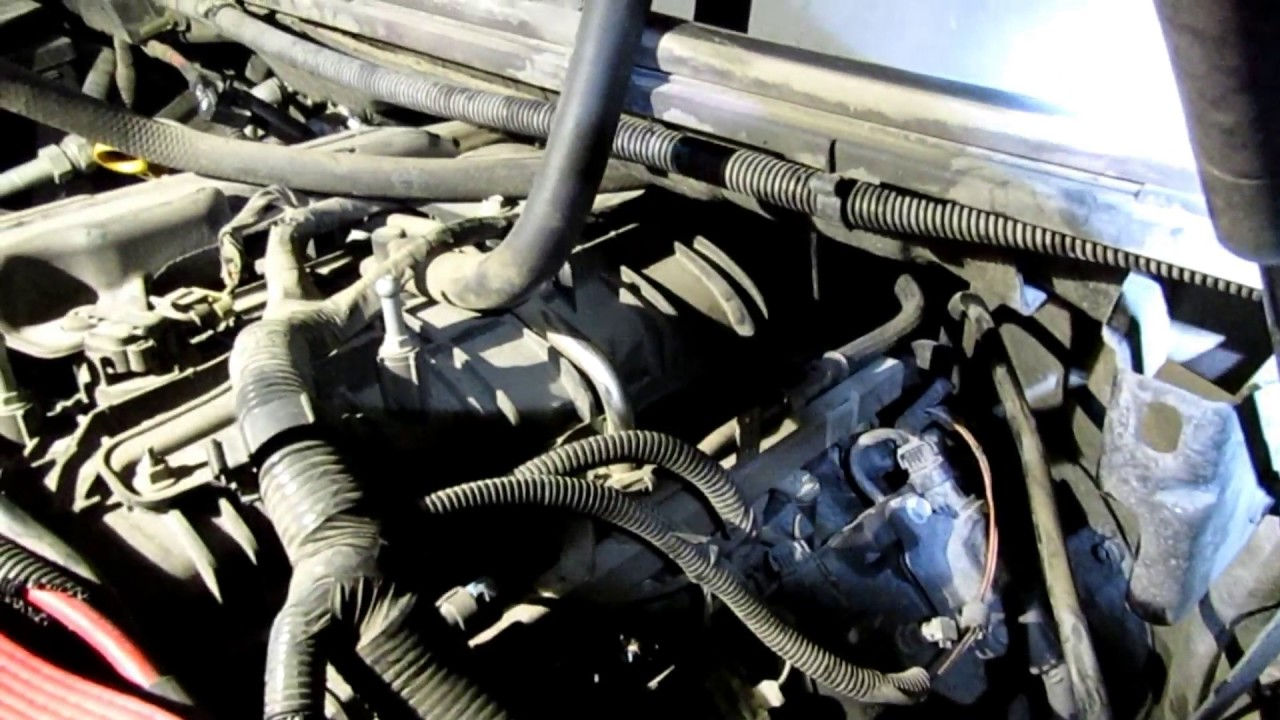 2007 Cadillac Escalade Engine Oil Pressure Fault Youtube Car Wiring Harness Connectors 2003 Cts