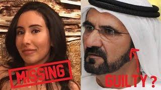 Vegan Princess Latifa Is Missing, please help