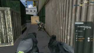 Cross Fire Gameplay Footage