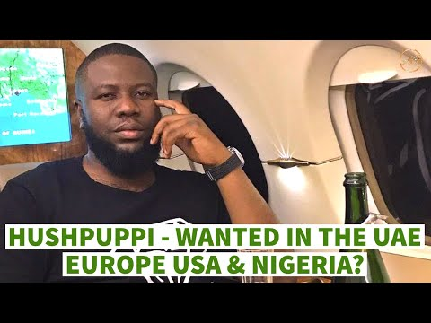 SAD NEWS FOR HUSHPUPPI HE IS WANTED IN 4 COUNTRIES & FACES YEARS IN PRISON!