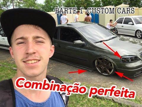 PRIMEIRO VÍDEO CUSTOM CARS PAVILHÃO DE CARAPINA - VLOG GALEGO FILMS O QUE ACHARAM ?? COMENTA AI
