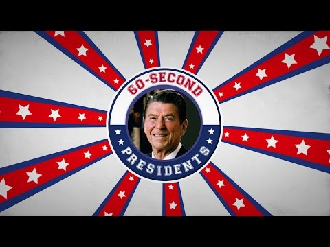 Ronald Reagan | 60-Second Presidents | PBS