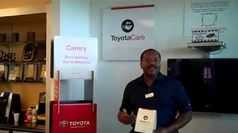 Bob Howard Toyota OKC, OK Toyota Care explanation