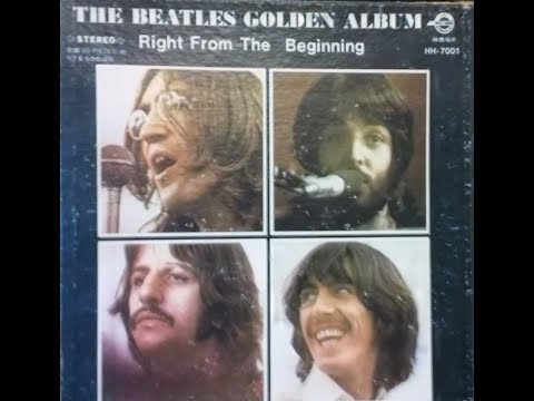 The Beatles - Beatles For Sale  Album - Taiwanese Label