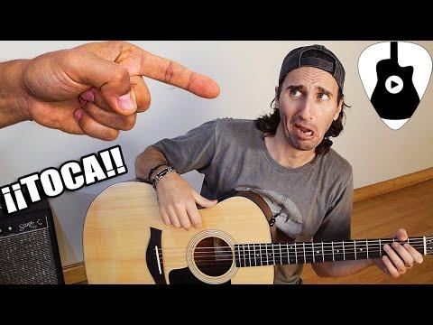 Las 10 mejores canciones de rock para tocar cuando te dicen: ¡TOCA!