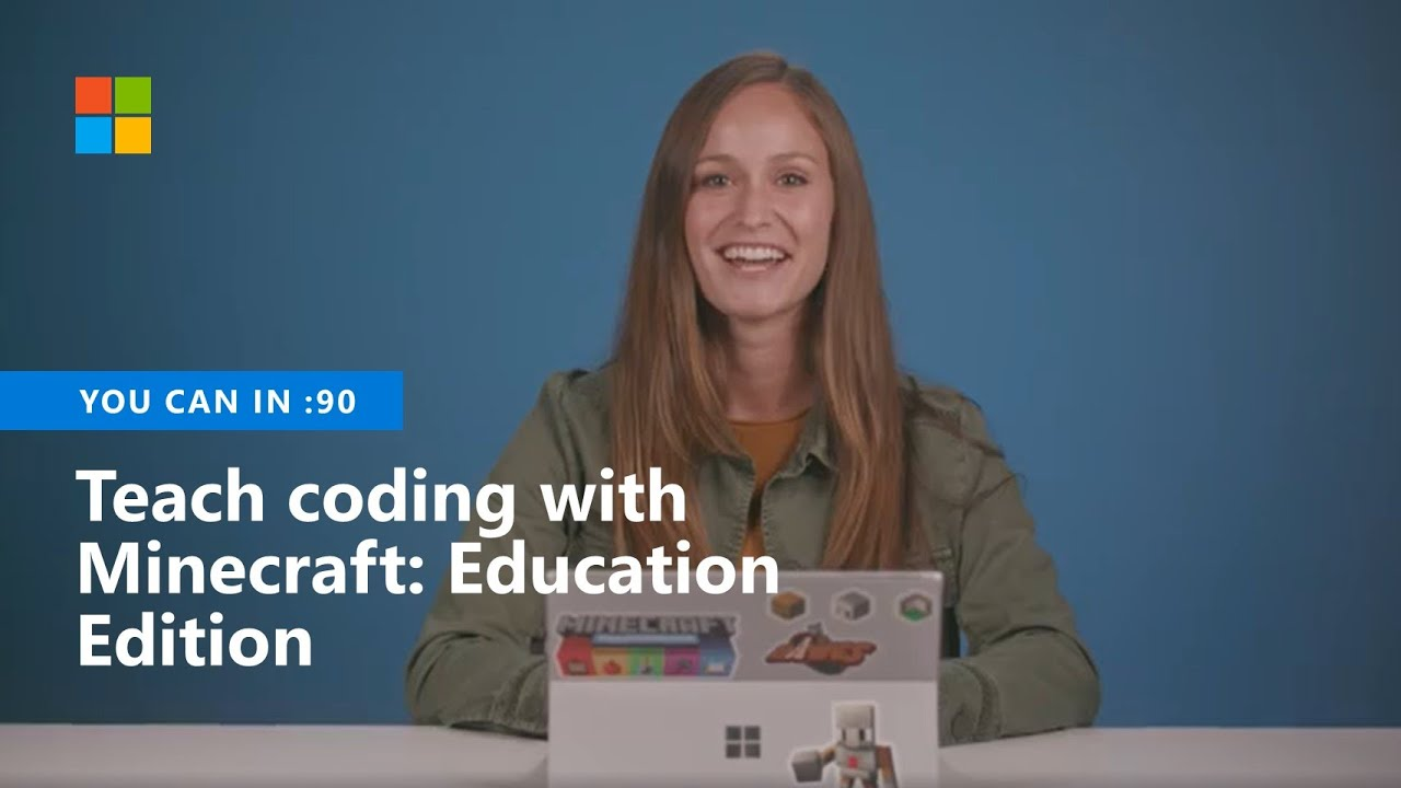 You Can Teach Coding with Minecraft: Education Edition