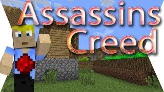 ASSASSIN'S CREED (Assassincraft) - Minecraft Mod