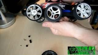 WL Toys A959 modifica trascinatori 1/10