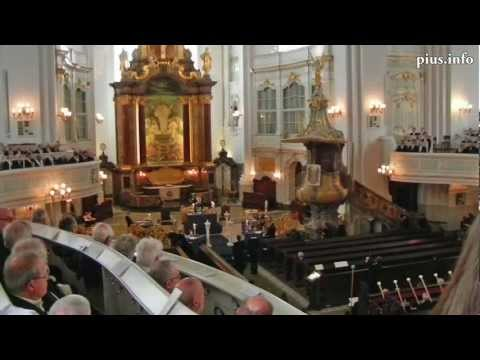 EXPOSED - Masonic Rituals at St Michaelis Church, Hamburg, Michaelmas Day 2012 - SCANDAL!