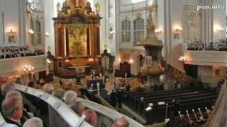 EXPOSED - Masonic Rituals at St Michaelis Church, Hamburg, Michaelmas Day 2012 - SCANDAL!