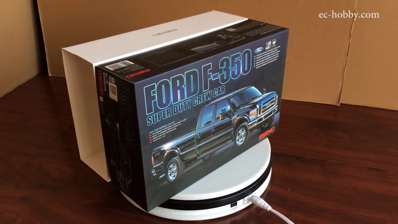 Meng Model Cs  Scale Plastic Model Kit Ford F  Super Duty Crew Cab Scale Model