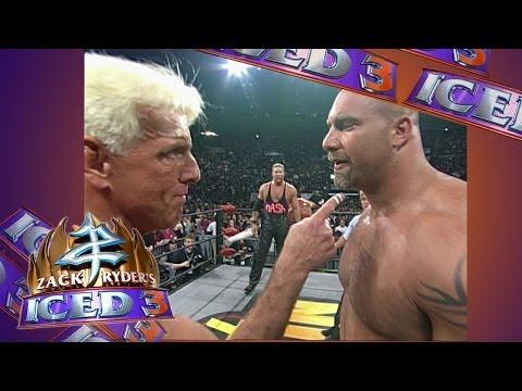 Zack Ryder's Iced 3 - November 2013 - Flair/Goldberg vs Hogan/Nash - Nitro 3/15/99 - FULL MATCH