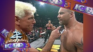 Zack Ryder's Iced 3 - November 2013 - Flair/Goldberg vs Hogan/Nash - Nitro 3/15/99 - FULL MATCH