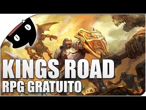 Kings Road - Juego de rol gratuito y sin instalación