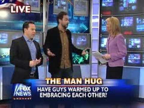 Patrick Carone of Stuff Magazine talks about the Man Hug