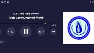 Manasukkulle Nayana Satham   Radio Cylone , your old friend  