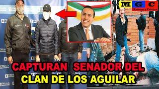 C@PTURAN AL SENADOR RICHARD AGUILAR POR CORRUPC¡ÓN