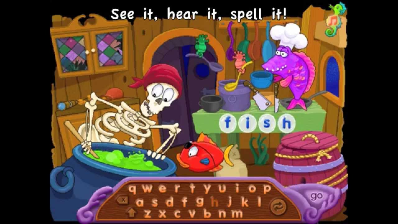 Spelling 1-2 App (Android Tablet & iPad)