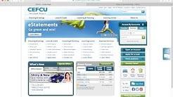 CEFCU Online Banking Login   Enroll
