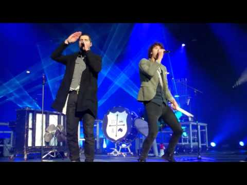 for King and Country Jacksonville Winter Jam 2016