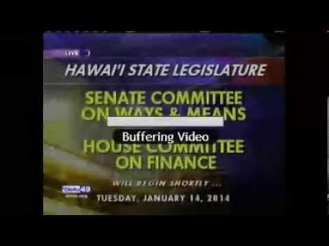 Dept of Defense Info Briefing to Hawaii State Finance