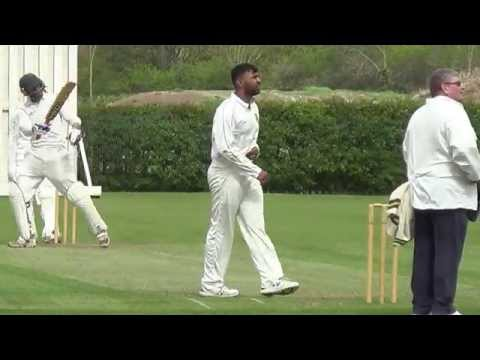 Ram Ghuman hits 92 in a Leicestershire Premeire League Match 26_7_16