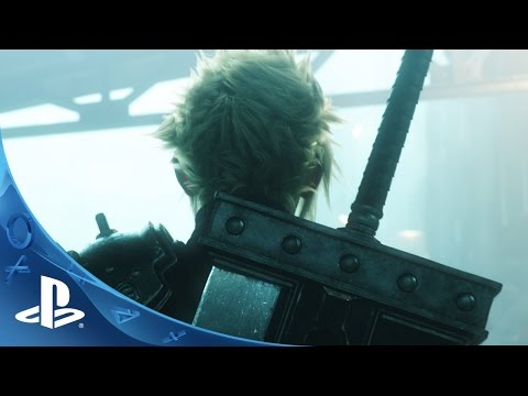 Final Fantasy VII - E3 2015 Trailer | PS4