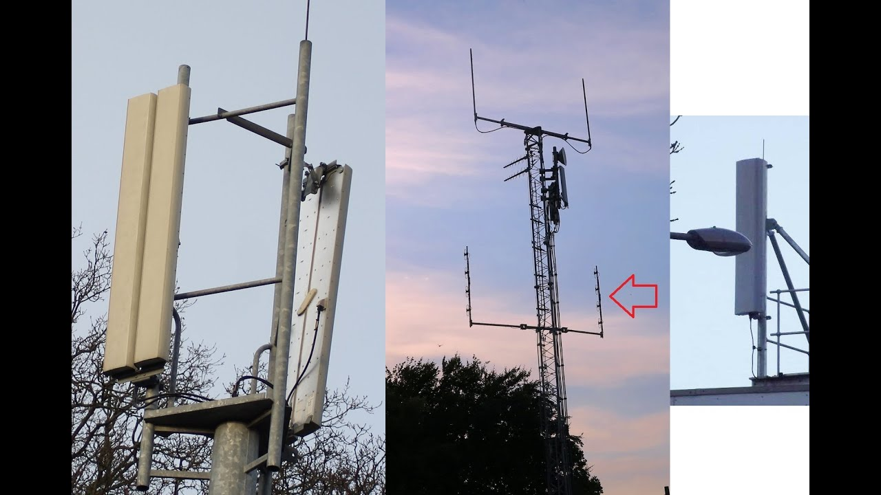 airwave tetra and gsm r railway masts esn contract