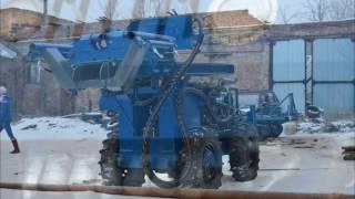 Буровая установка УДВ 600 4х4