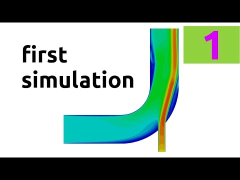 How to run your first simulation in OpenFOAM® - Part 1