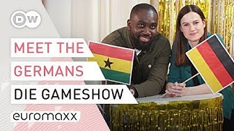Deutschland vs. Ghana: Die Gameshow | Meet the Germans