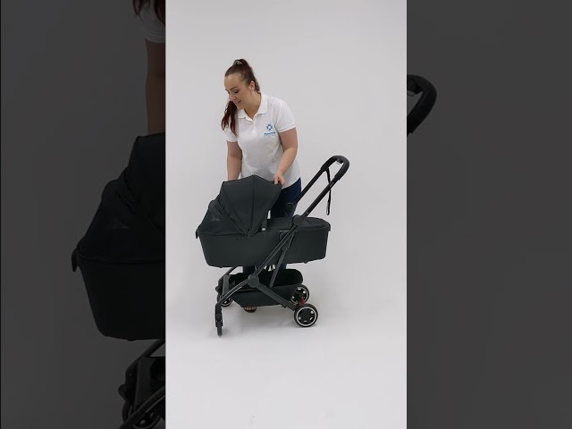 Joolz Aer Carry Cot Review (Shorts)