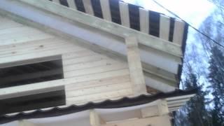 Видео обзор дома из проф бруса 140х190 по проекту ДБ 75 http://bruswood.com(, 2015-02-19T13:33:44.000Z)