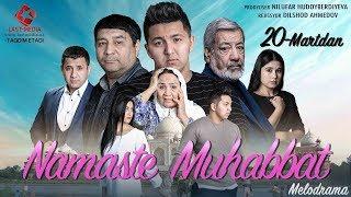 Namaste muhabbat (treyler-2) | Намасте мухаббат (трейлер-2)