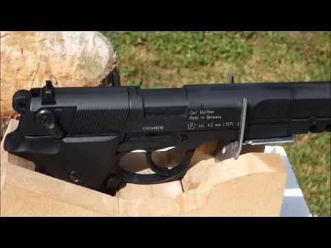 Victor Airgun 4 5mm co2 ( 177) #DMdiffusion | FunnyCat TV