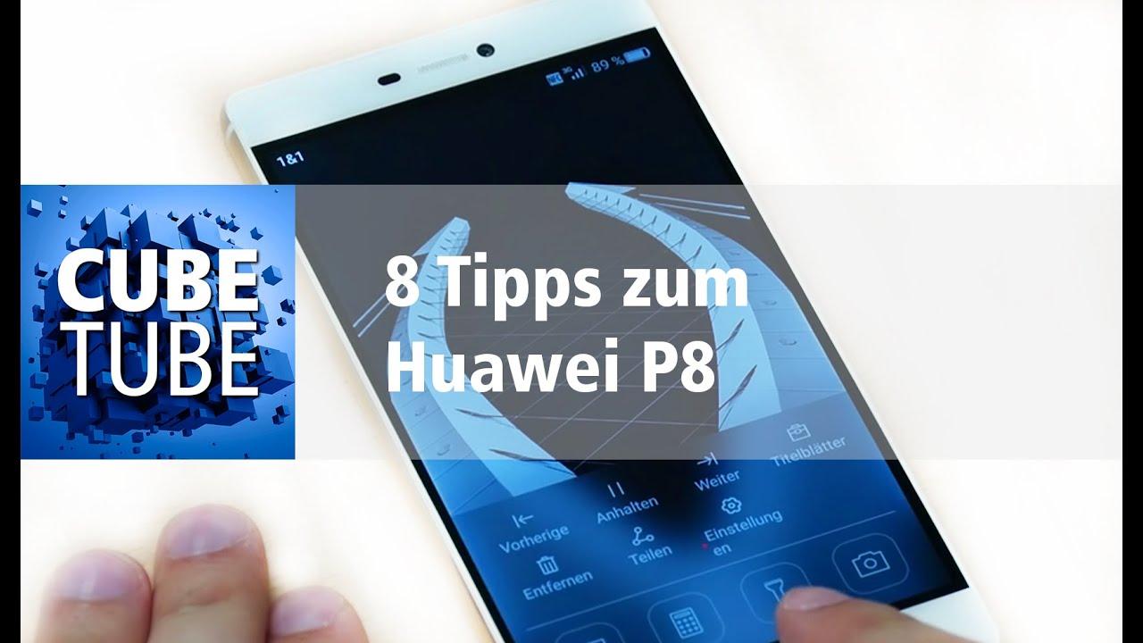 8 Tipps Zum Huawei P8 Deutsch Hd Youtube