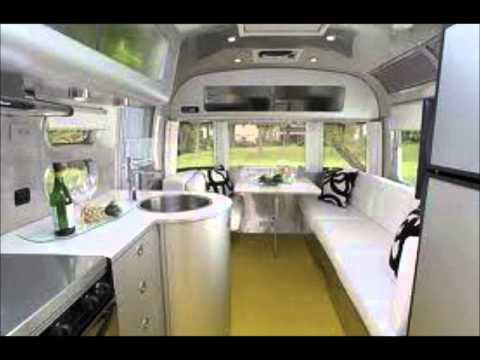 Modern Rv Interiors Rv Hunters Youtube
