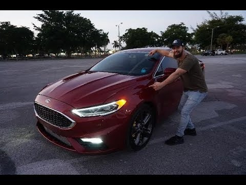 Best Sleeper! Jay's review (17 Ford Fusion Sport)