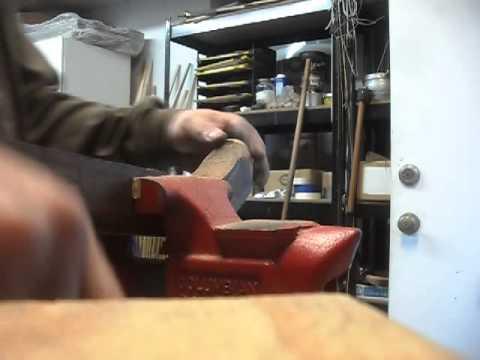 Making a Flintlock Pistol #4