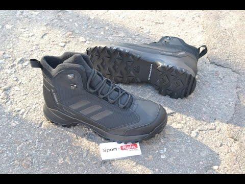 special for shoe usa cheap sale lowest discount adidas зимние ботинки !!! Adidas TERREX HERON MID CW CP (AC7841)