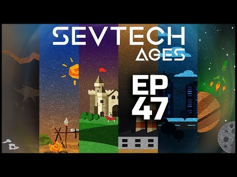 Rocket for the Stars! | SevTech: Ages Ep 47