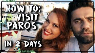 What Happens in Paros, Stays in Paros !