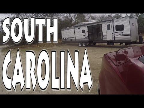 RV Transport To South Carolina