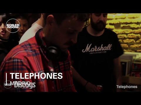 Telephones Boiler Room Madrid DJ Set